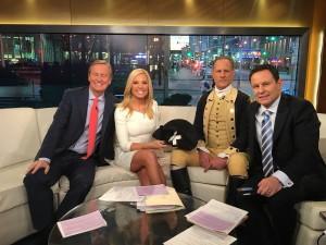 Fox & Friends, Presidents Day 2016