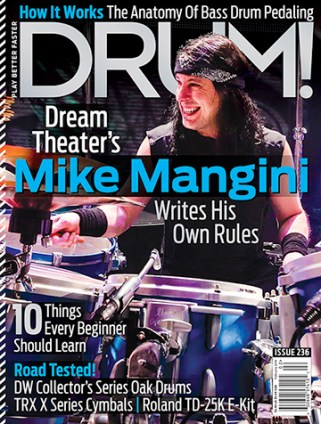 Anatomy of Drumming featured in Drum! Magazine.