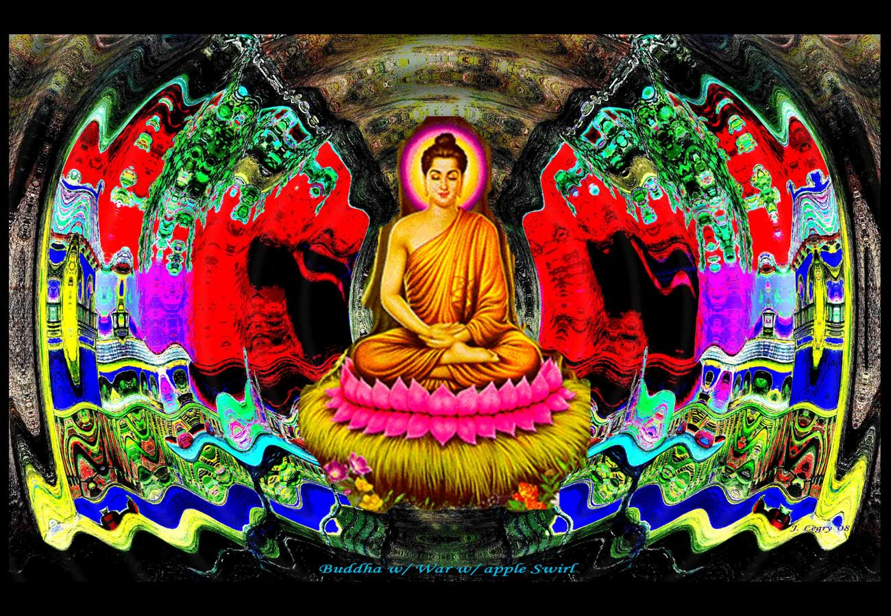 A feel good Buddha for Meditation