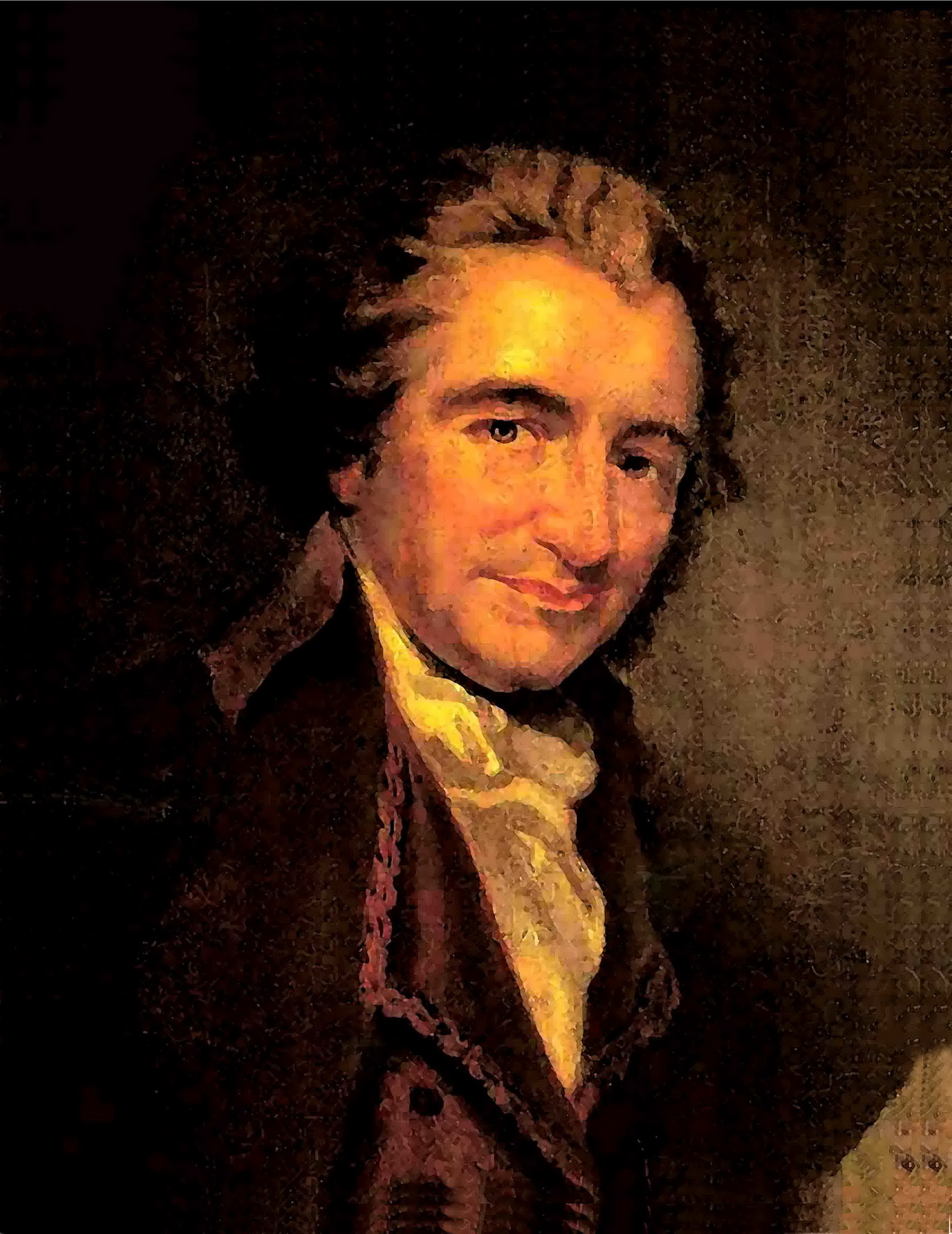 Thomas Paine, author-patriot, 1737-1809