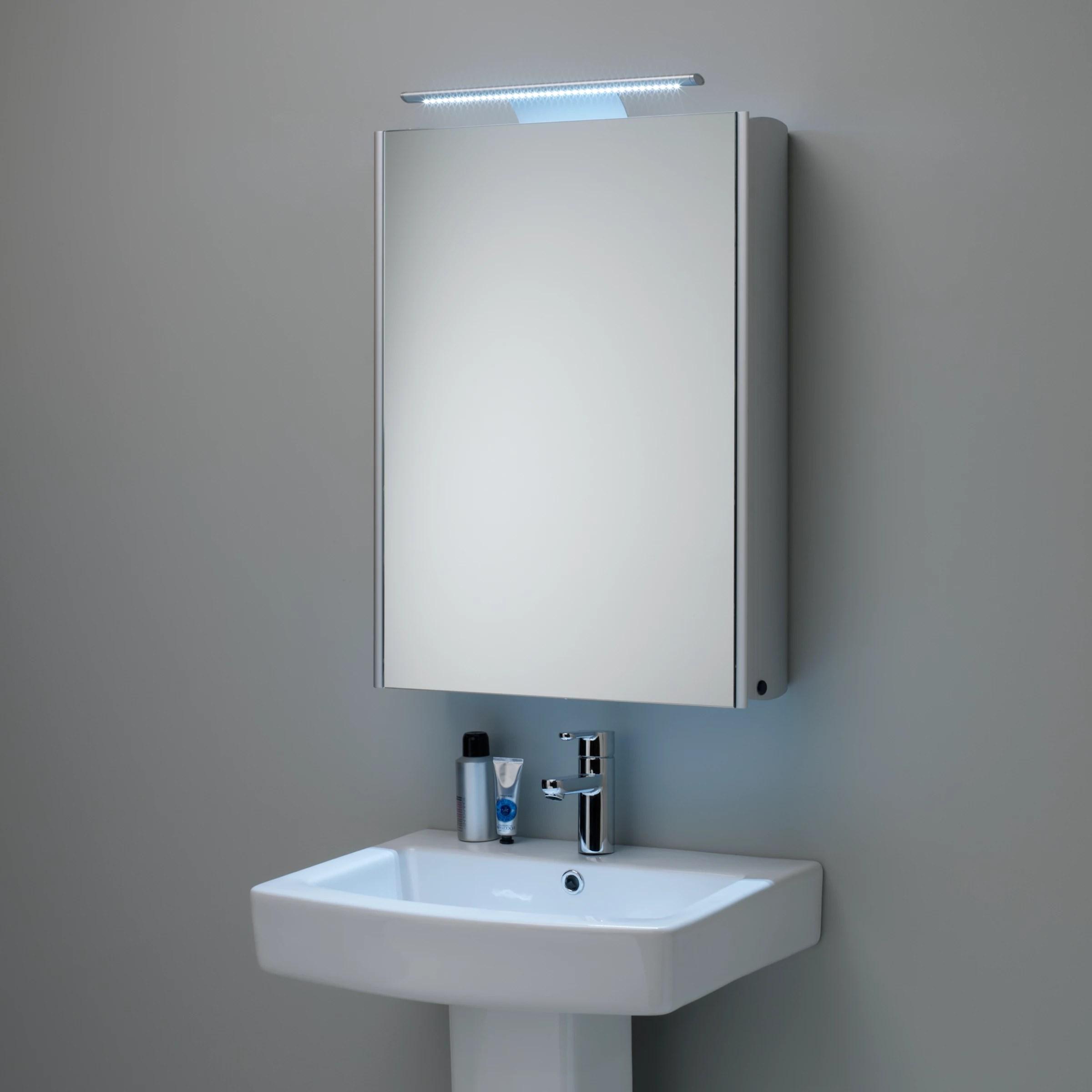 Buy Roper Rhodes Equinox Illuminated Single Mirrored