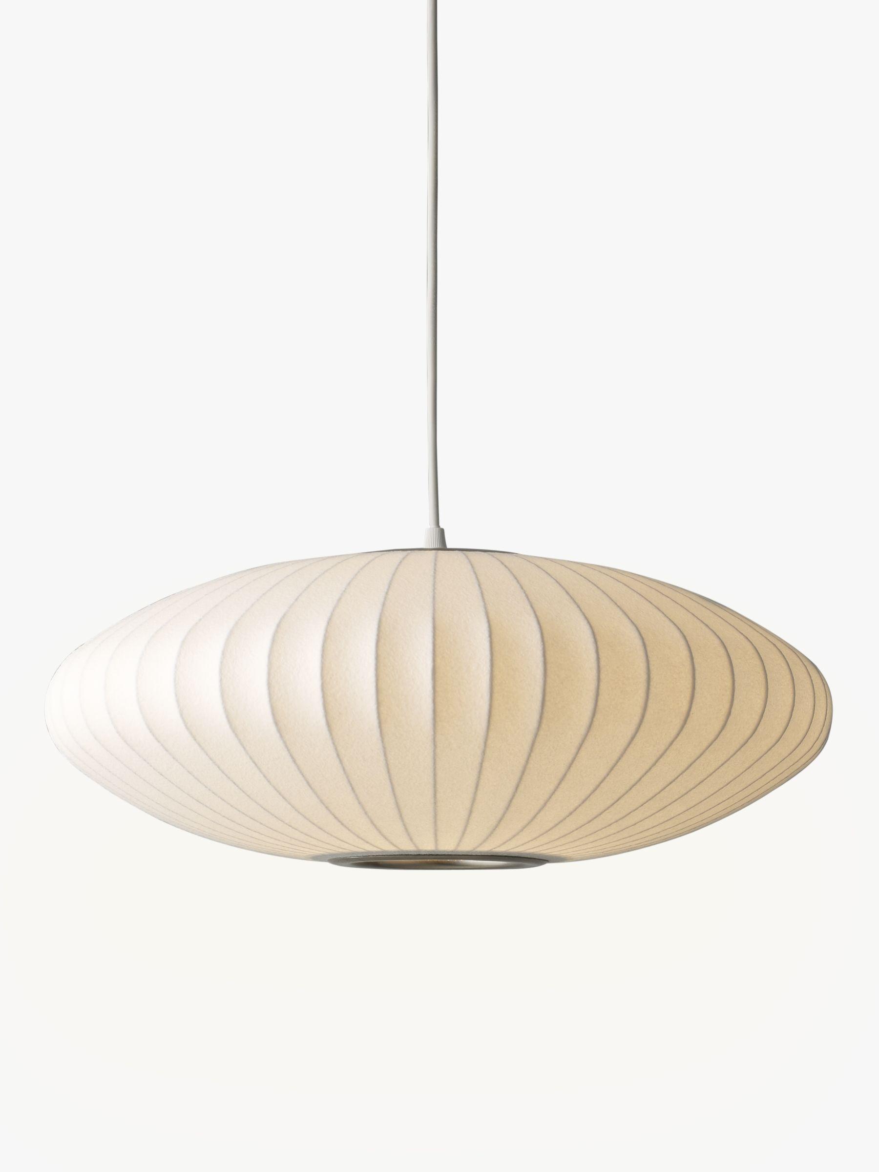 herman miller bubble saucer ceiling light medium