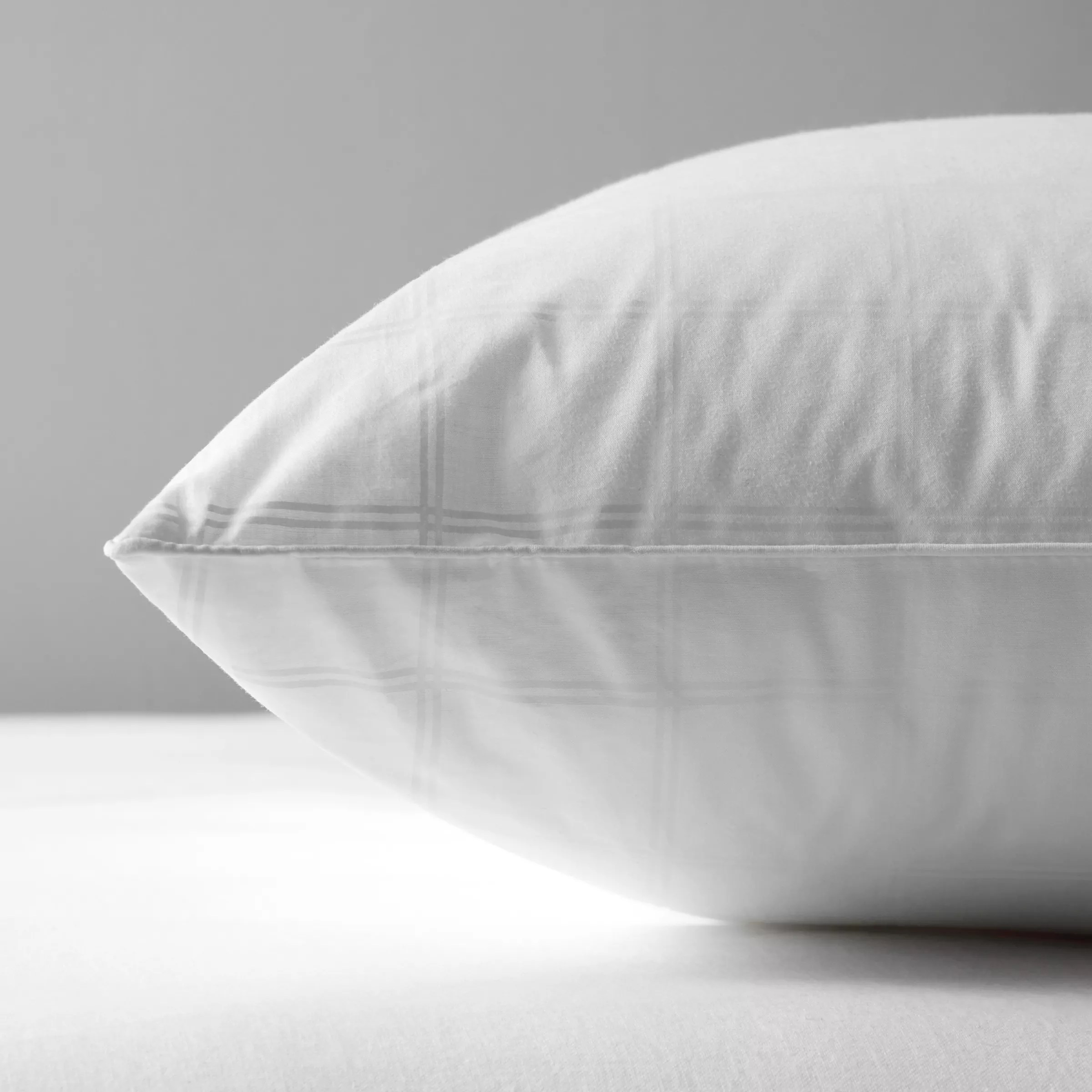 john lewis partners natural duck feather standard pillow medium firm