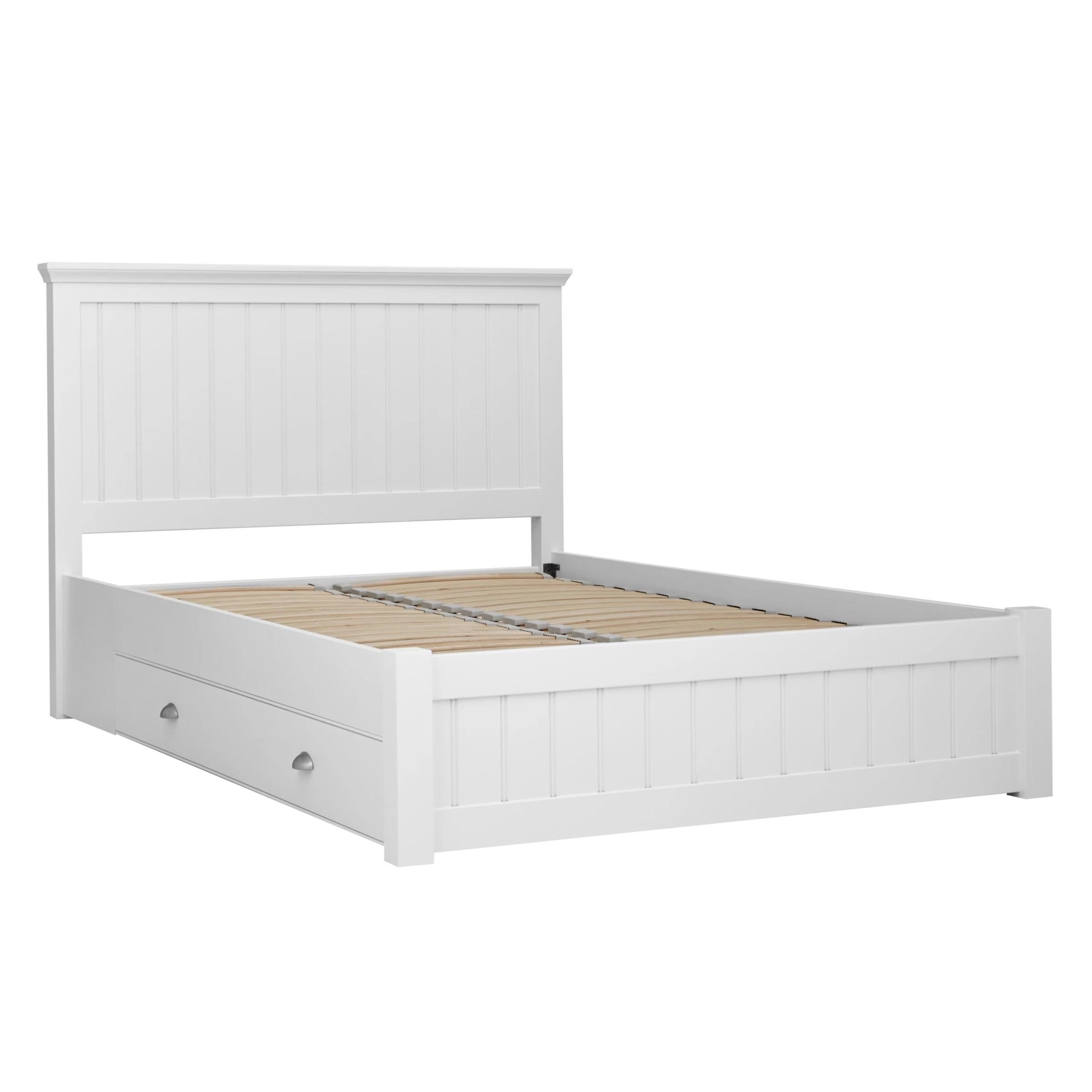 John Lewis Helston Storage Bed Double At John Lewis Partners