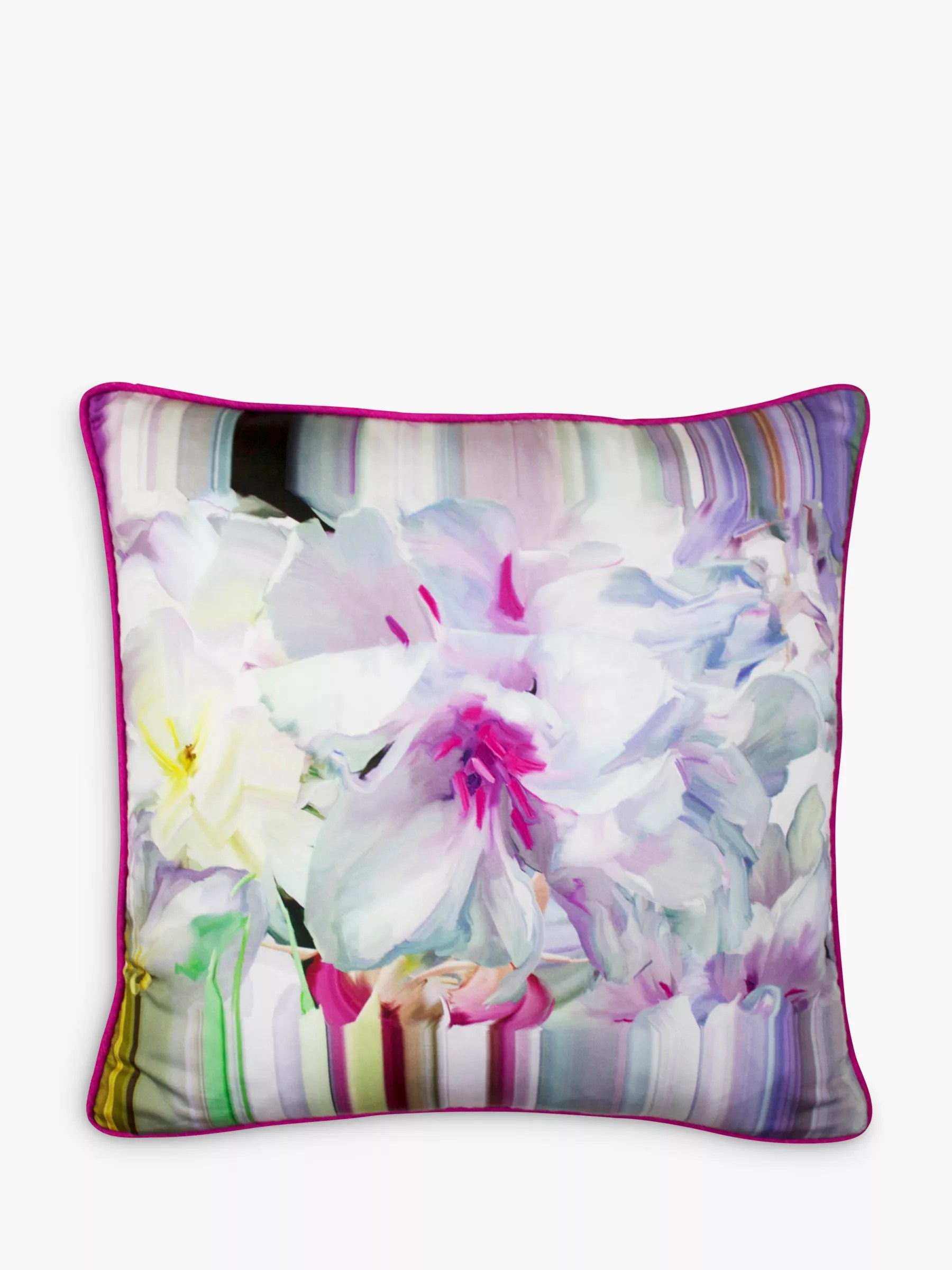 ted baker flight of the orient cushion multi