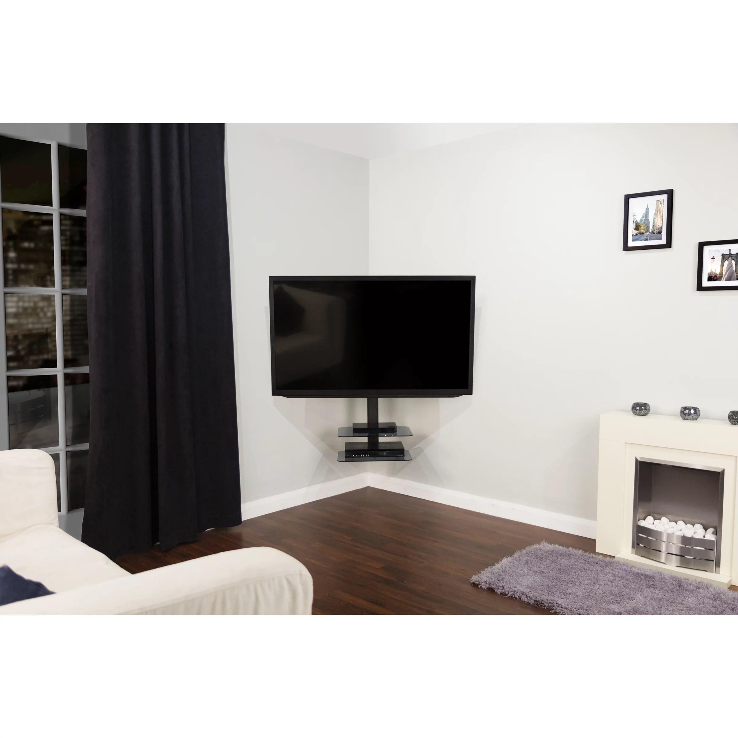 Avf Zsl5502 Multi Position Corner Wall Mount For Tvs From 32 70