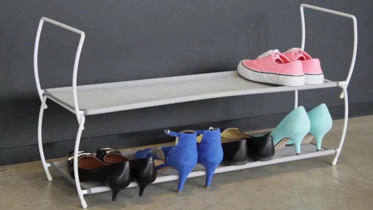 umbra imelda shoe rack