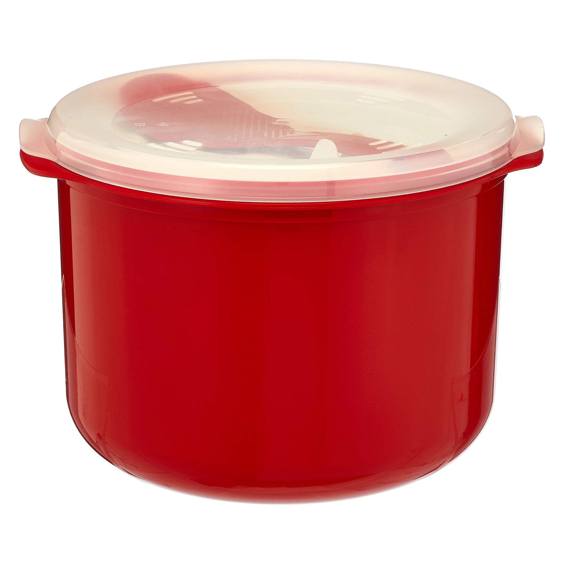 good2heat microwave rice cooker with lid red 2 8l
