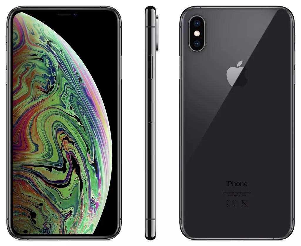 Apple Iphone Xs Max Ios 6 5 Quot 4g Lte Sim Free 64gb At