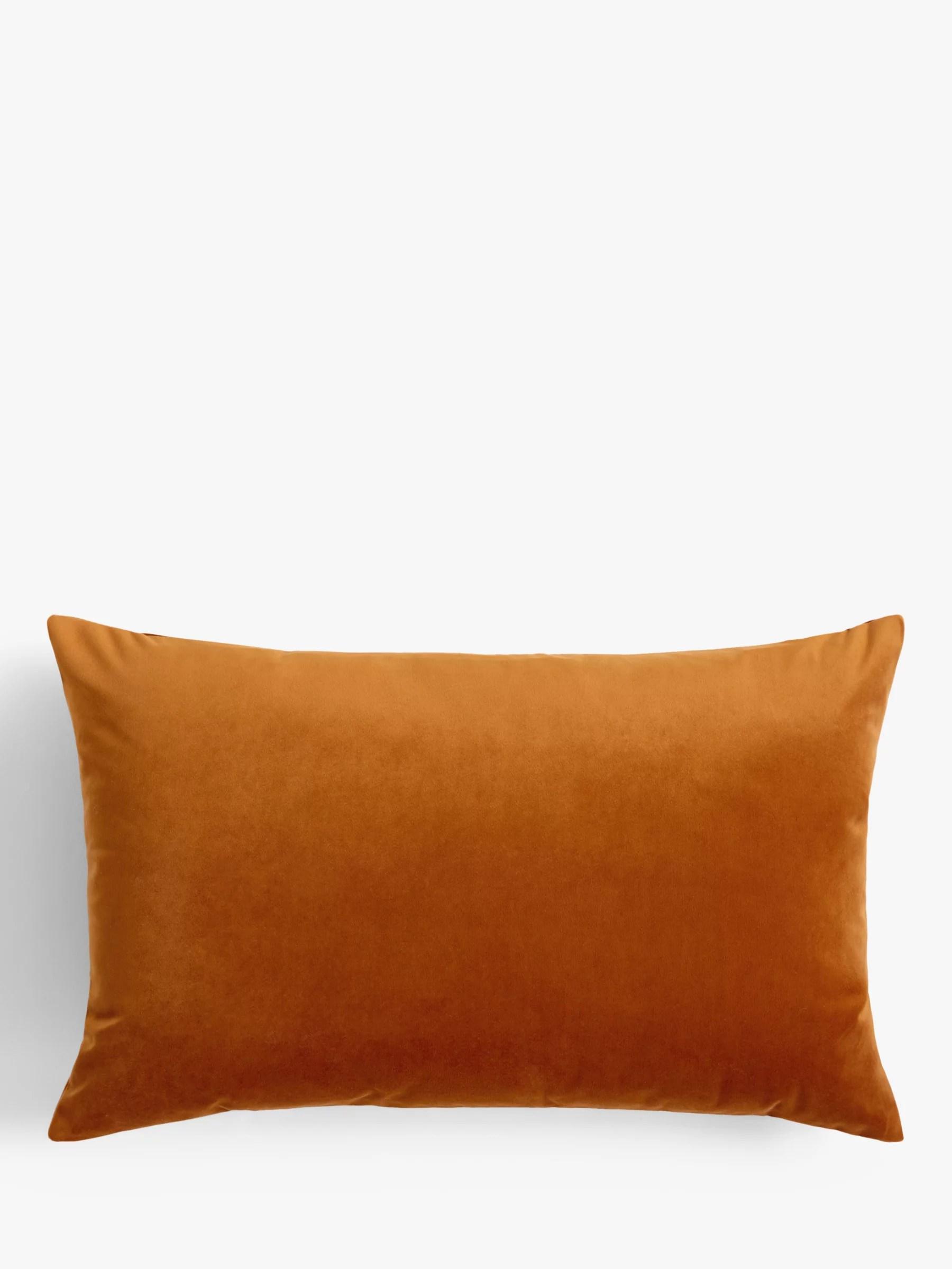orange cushions john lewis partners