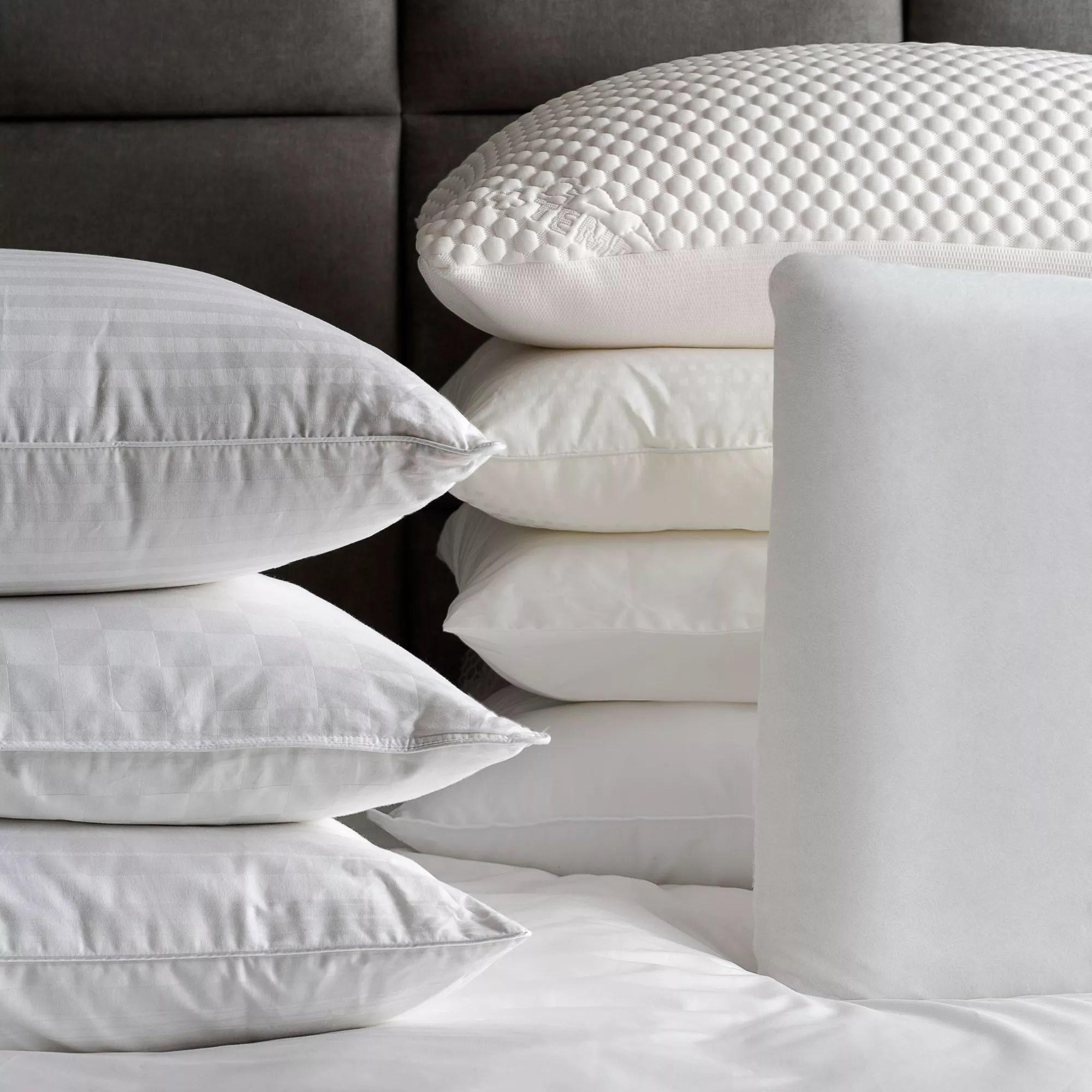 tempur comfort cloud standard support pillow