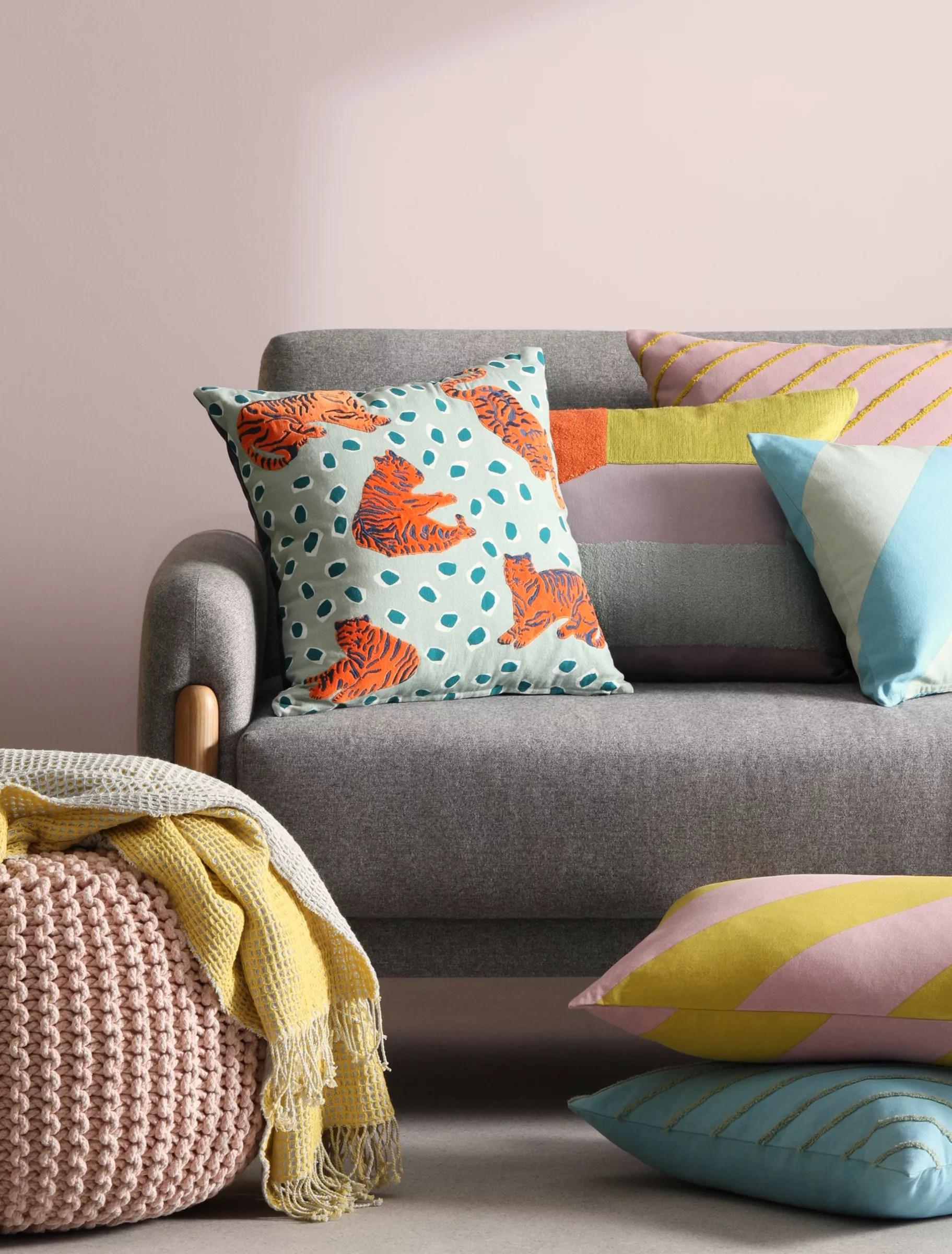 How To Dress A Sofa John Lewis Partners