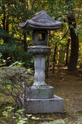 Konchi-in Temple - Lantern