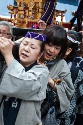 Omikoshi - Women Power