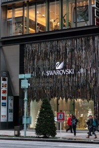 Swarovski at Ginza