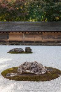 Karesansui at Ryoanji
