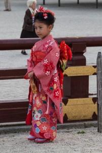 60.03 Shichigosan at Heian Shrine