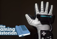 The Power Glove (2015) – Gaming historian covers the Nintendo Power Glove (youtu.be)