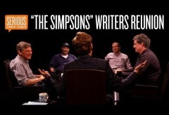 The Simpsons Writers Reunion (2013) Conan O'Brien and four writers from The Simpsons gather to discuss the early years of the landmark series. (youtube.com)