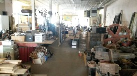 Pre-auction - Back Storage & Workshop