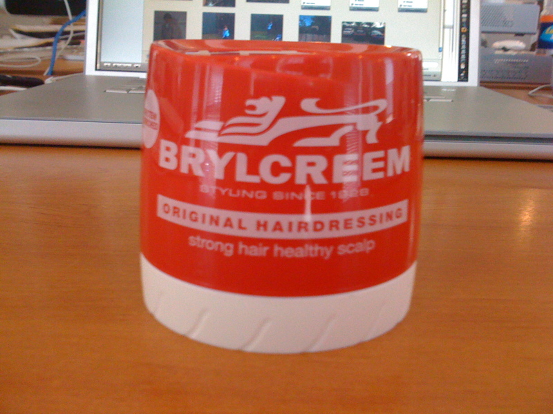 Brylcreem - Yours for only £1.00 at Wilko's - WHY?