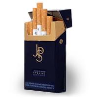 JPS Blue - your bargain price badly branded cigarette