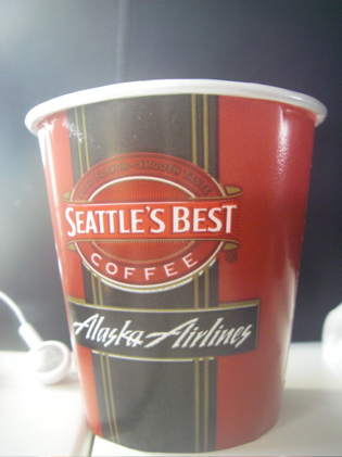 Seattle's best coffee is a pretty bold claim, especially when it tastes like brown dishwater