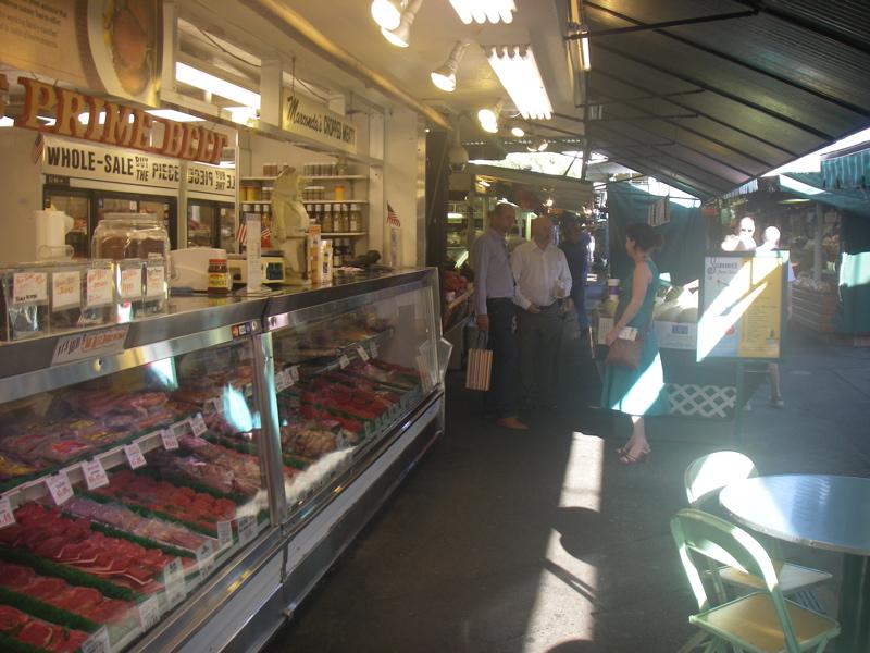The fabulous Farmers Market