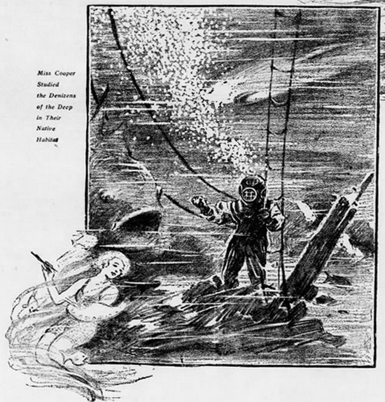 IC diving helmet Brooklyn Daily Eagle 101825