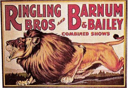 Circus posters (1/6)