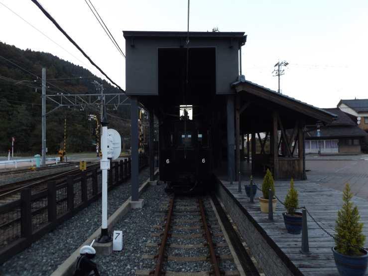 katsuyama station photo