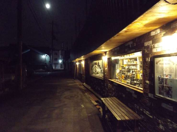 yokaichi night photo
