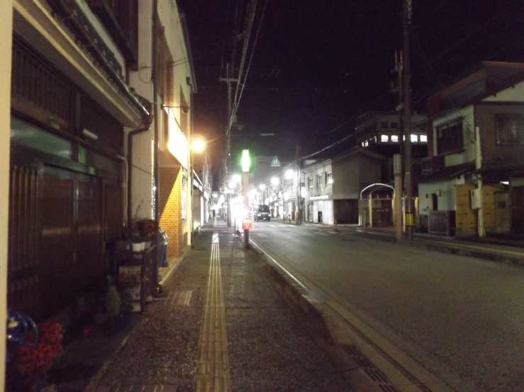hikone night photo