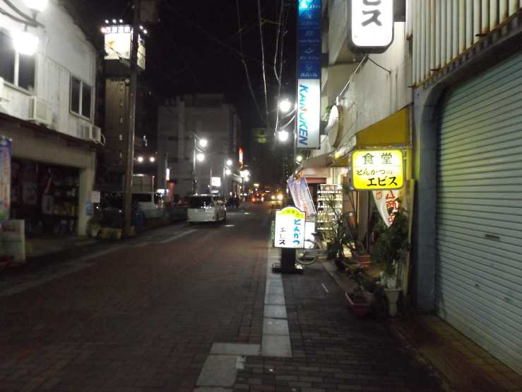 ogaki night photo