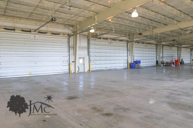 Six Garage Storage Shed in Nappanee, Indiana