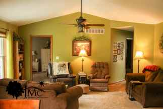 Small Living Room in Nappanee, Indiana