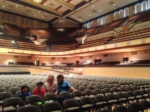 Municipal Auditorium, Shreveport LA