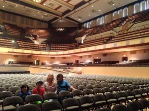 Municipal Auditorium, Shreveport LA