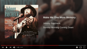 Johnny Paycheck, Country Johnny Mathis, Country Music Songwriter, Country Music Publisher, Avid Group Publishing