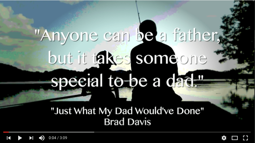 Father's Day, Happy Father's Day, tribute to dads, songwriter, songs for dad, songs about dad, songs about fathers