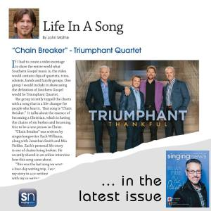 Singing News, Life In A Song