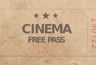 free cinema pass