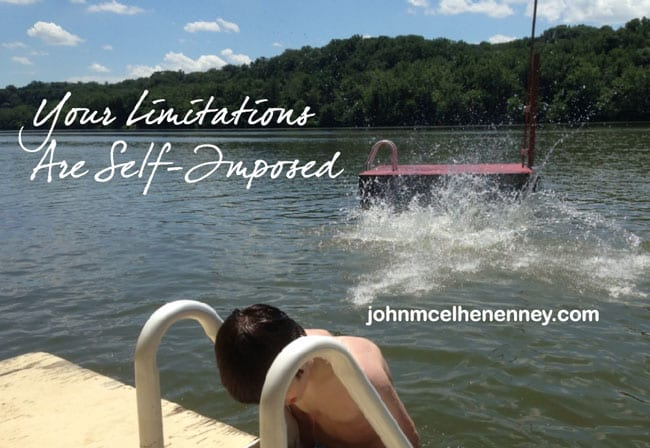 Fathers and Sons: Your Limitations Are Self-Imposed