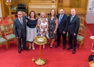 Christening and Naming Day Photography