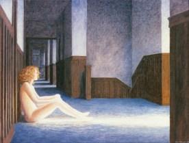 Fiat Lux - Oil/canvas - 26 x 32 inches