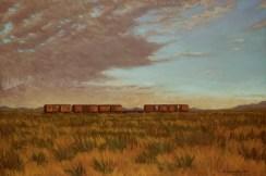 Nevada - Oil/canvas - 24 x 36 inches