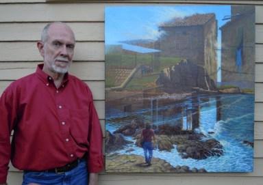 Portrait of the Artist, 2012