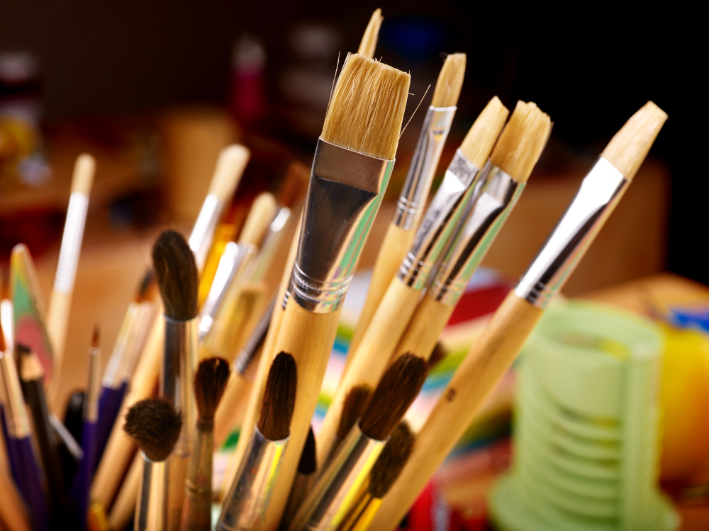 Image result for paintbrushes
