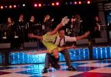 ballroom dancers at las vegas special event