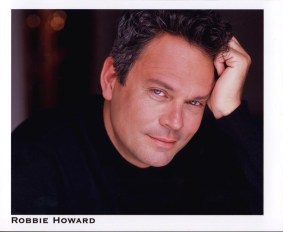 Robbie Howard performs comedy in Las Vegas